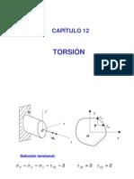 Capitulo 12 (Torsion)