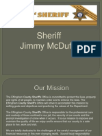 Effingham County Sheriff's Office Presentation