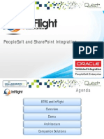 84900 - PeopleSoft SharePoint Integration With InFlight