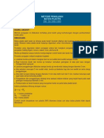 Metode Pengujian Batas Plastis (SNI 03-1966-1990)
