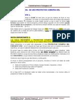 Manual de Uso Proyectos Conspea Peru