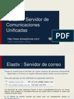 Tutorial Elastix Español - Servidor de correo