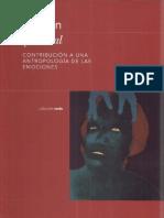 Myrian Jimeno - Crimen Pacional - Contribución a una Antropología de las Emociones