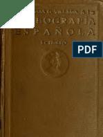 Villada, Zacarías G. - Paleografía española