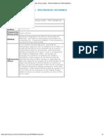 Serologia Para Sifilis (Vdrl - Rpr) Prueba No Treponemica