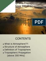 Tropospheric Propagation1