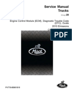 ECM DTC Guide Manual