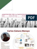 Taula Rodona COAC - Urbanisme Participatiu