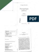 Balandier Georges - Antropología política. (Cap. 3)
