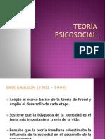 TEORìA PSICOSOCIAL