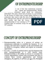 Entrepreneurship Ch 1