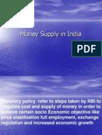 Money Supply - India