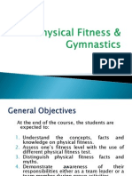 Physical Fitness & Gymnastics