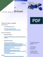Newsletter 23/2012 Tirol in Europa