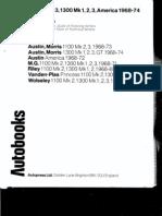 Austin Morris1100 Handbook