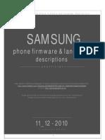 samsung firmwares rh scribd com Samsung T249 Review Samsung Rugby 2 Accessories