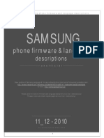 Samsung Firmwares