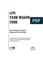 Lpg-tank Wagon Code