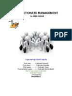 Affectionate Management
