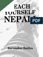 Nepali - English Dictionary