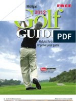 Northern Michigan Golfing Guide 2012