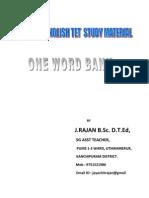 Paper 1 English TET