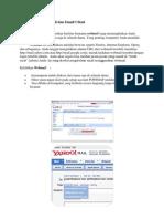 Perbedaan Web Mail Dan E-Mail Client