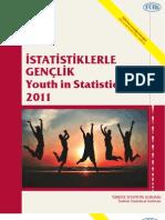 İstatistiklerle Gençlik (Youth in Action 2011) - TÜİK