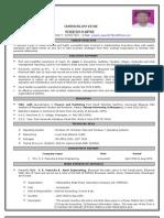 CV of Yogesh Kapse