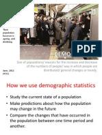 2. Demography