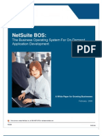 Netsuite Bos
