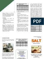 Common Salt as Fertilizer for Coconut