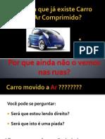 Carro Movido a Ar