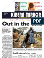 Kibera Mirror June