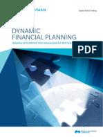 Dynamic Financial Planning