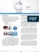 Apple 2012 - Technology Strategy Analysis
