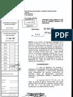 NCh 433 Decreto 117