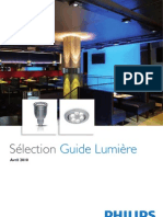 Selection Guide Lumiere