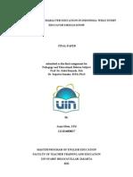 Arnis Final Paper Pedagogy