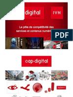 Cap Digital, IVN - Patrick Cocquet