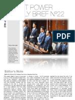 J-Soft Power Weekly Brief #22