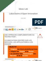 Le Ideas Lab - Arnauld Leservot, CEA List