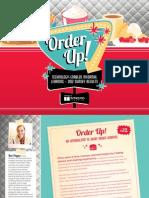 Order Up - Technology-Enabled Informal Learning Survey 2012