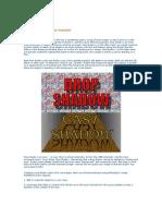 Cast Shadows Vs