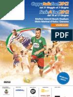 Rassegna Stampa - Coppa Italia Viareggio 2012 30-05/03-06