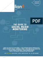 The Guide to Social Media Monitoring