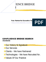 Confluence Bridge Search - Intro