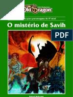 OD Aventura O Mistério de Savih - v1.1