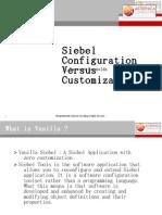 55658853 Siebel Configuration vs Customization