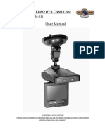 TD Dash Cam Instruction Manual New June 12